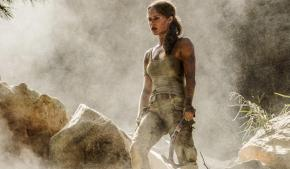 REVIEW- Tomb Raider: Roar Uthaug's video-game reboot is the female-led adventure we've been waiting for