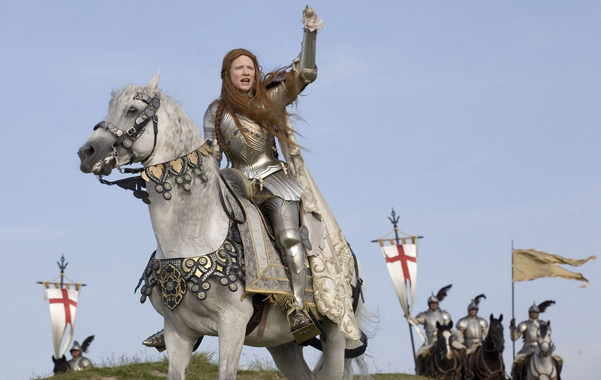 Fight Like a Girl: Women Warriors and their Armour ...