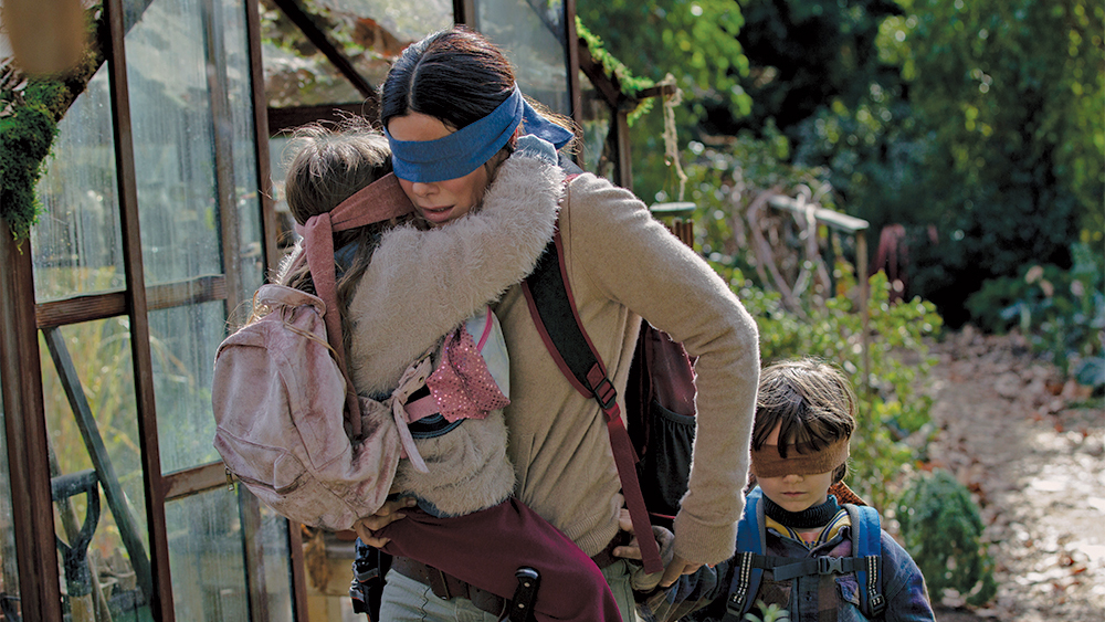REVIEW- Bird Box: Netflix's latest is an unremarkable blind