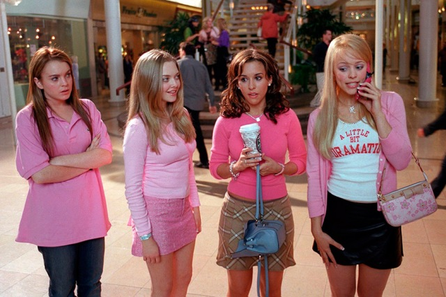Mean Girls 15 Years Of High School Horrors Screen Queens And did you know she cheats on aaron? mean girls 15 years of high school