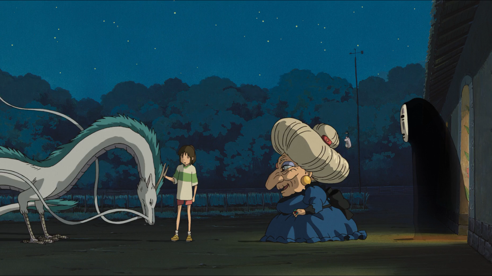 Spirited Away And The Intersection Of Feminism And Marxism Screen Queens