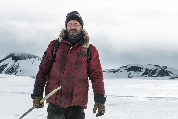 Mads Mikkelsen in ARCTIC (Signature Entertainment 10th May)